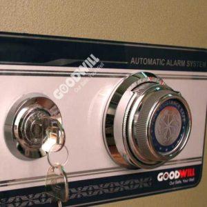 Đổi mã số két sắt khóa cơ chất lượng bền bỉ an toàn