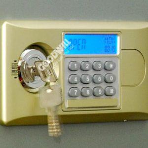 Ổ khóa két sắt điện tử an toàn bảo mật cao