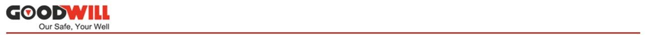 logo két sắt goodwill chính hãng chất lượng