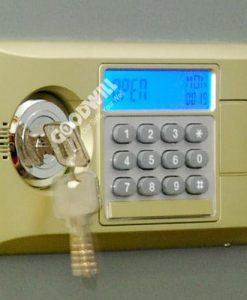 Ổ khóa chiếc két sắt điện tử