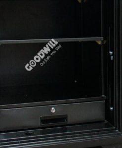 bên trong két sắt Gudbank GB-920ALD