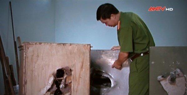 Đôi tình nhân trộm két sắt tại đắk lắk