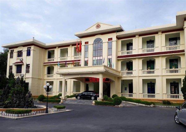trụ sở ubnd huyện vĩnh lộc
