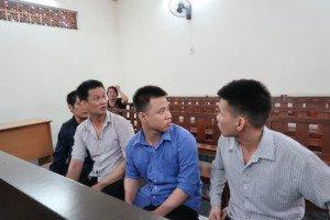 Băng trộm két sắt tại Hồ Chí Minh