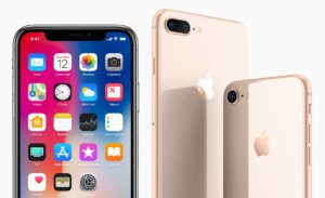 tương thích trên iPhone 8, 8Plus và iPhone X