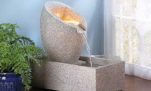 Biểu tượng nước mang yếu tố phong thủy cho ngôi nhà