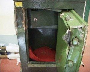 trộm két sắt tại công ty sài gòn