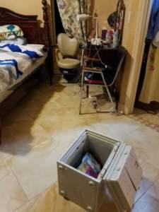 Dương Triệu Vũ bị phá két sắt nhà tại Mỹ