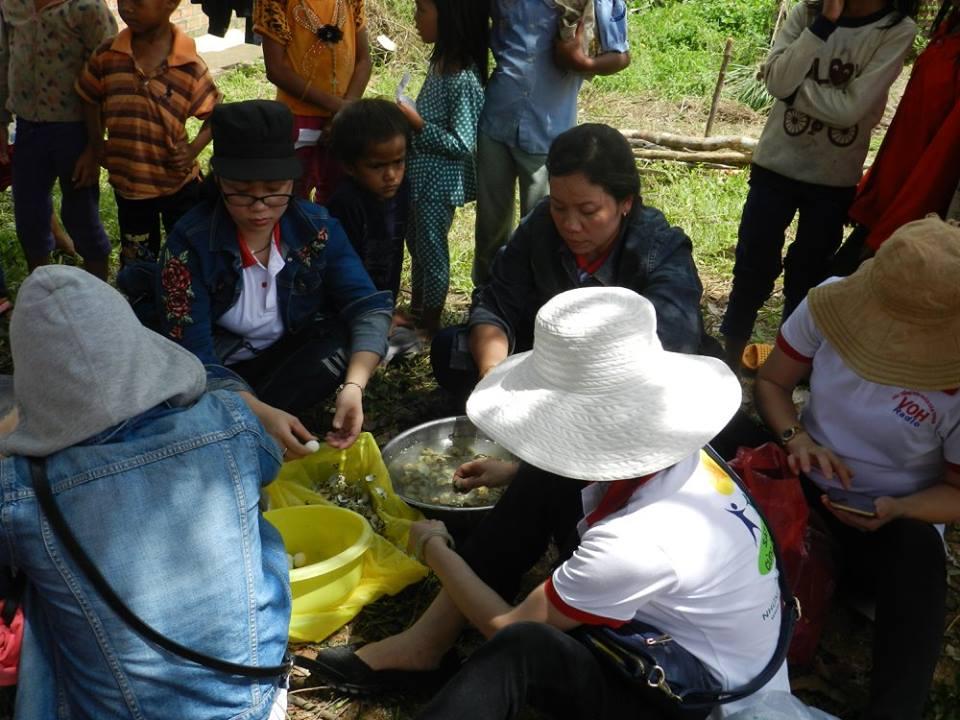Két sắt GOODWILL tổ chức trung thu tại Gia Lai