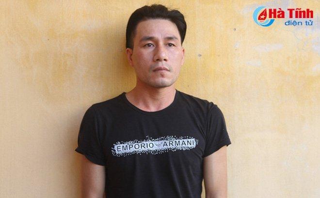 Tên trộm két sắt tại Hà Tĩnh