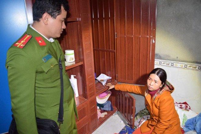 nữ giúp việc trộm két sắt khách sạn