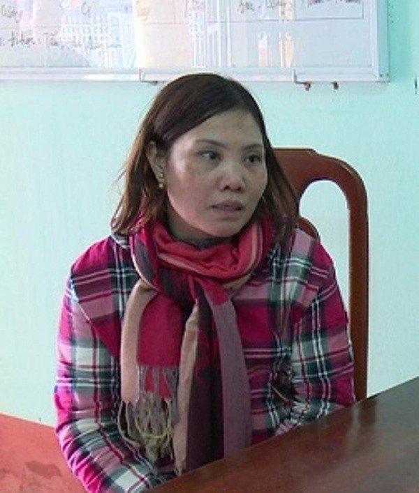 nữ giúp việc trộm két sắt tại Ninh Bình
