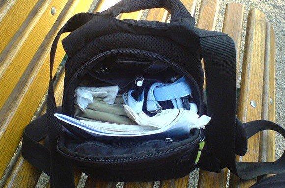 Balo tránh mất tiền khi du lịch