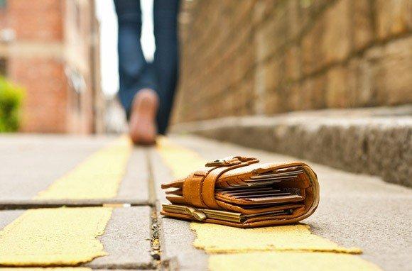 cách tránh bị mất trộm tiền