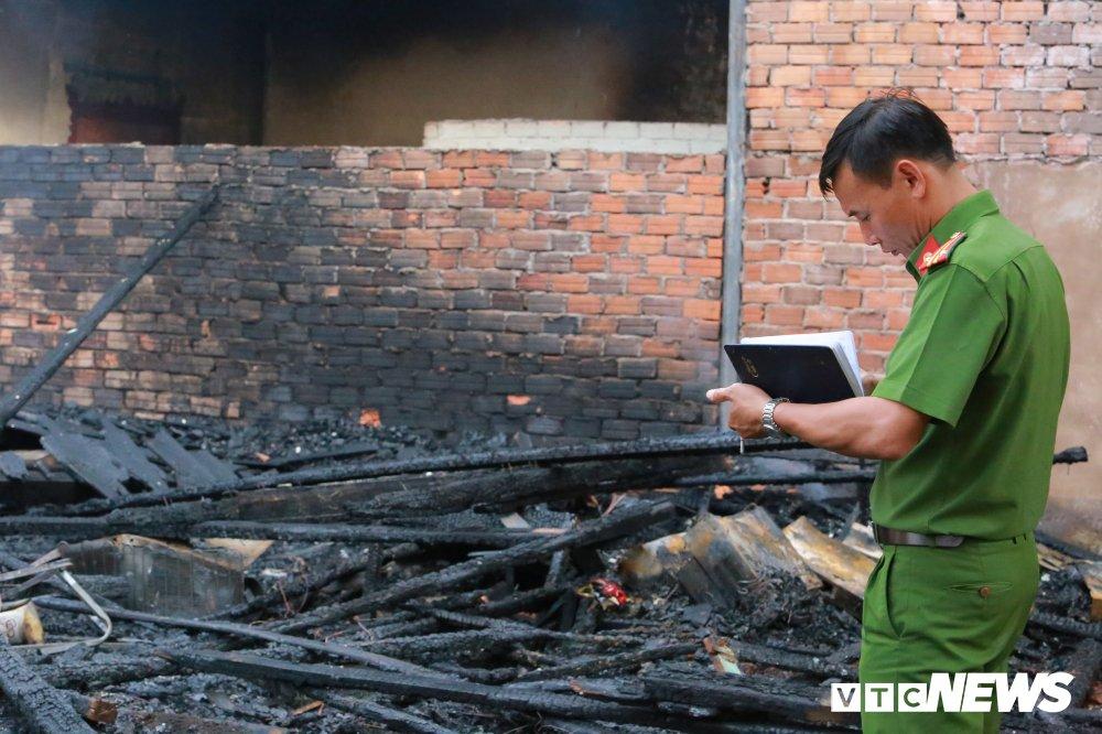 Cháy két sắt ở Đắk Nông