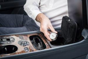 két an toàn trên xe bentley