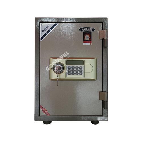 két sắt điện tử 500 màu ghi