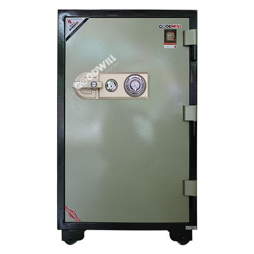 két sắt khóa cơ goodwill GC-100