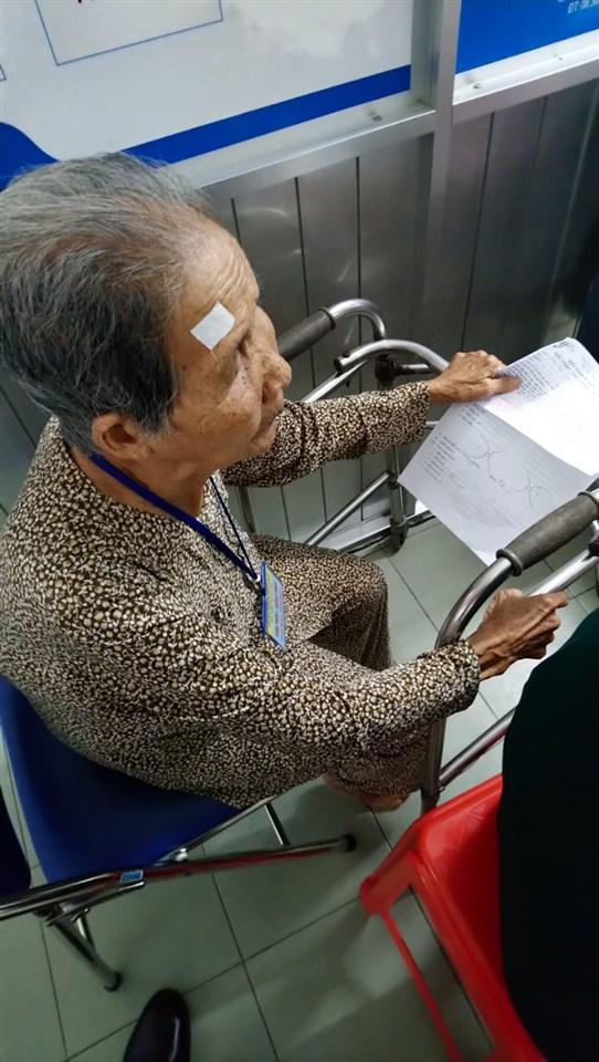 chương trình mổ mắt của két sắt goodwill