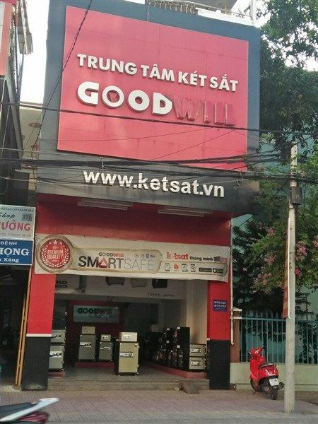 Cửa hàng két sắt Goodwill chất lượng chính hãng tại Nha Trang