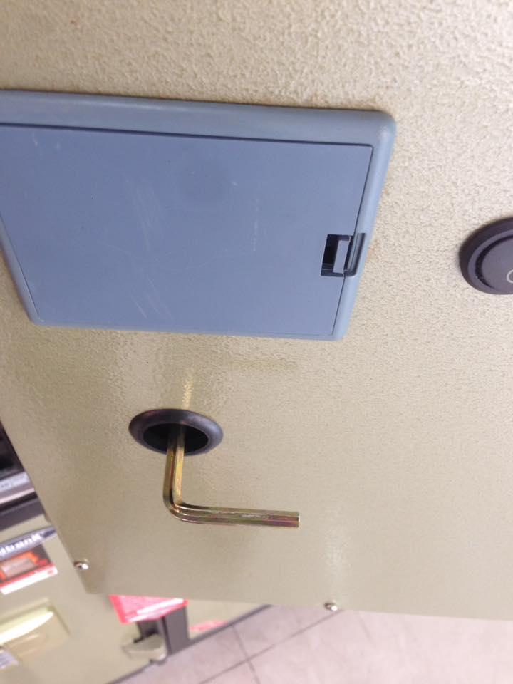 két sắt khóa cơ chính hãng bảo mật cao