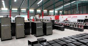 Nhà máy sản xuất két sắt chất lượng