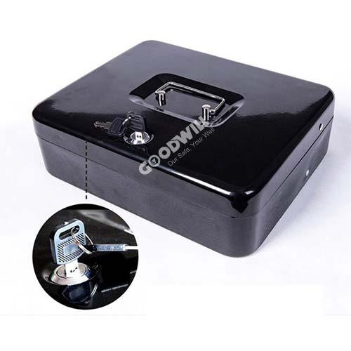 hộp đựng tiền lẻ goodwill m300-11 màu đen