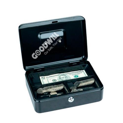 Hộp đựng tiền Goodwill an toàn bảo mật cao