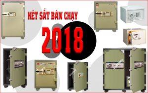 két sắt bán chạy nhất năm 2018