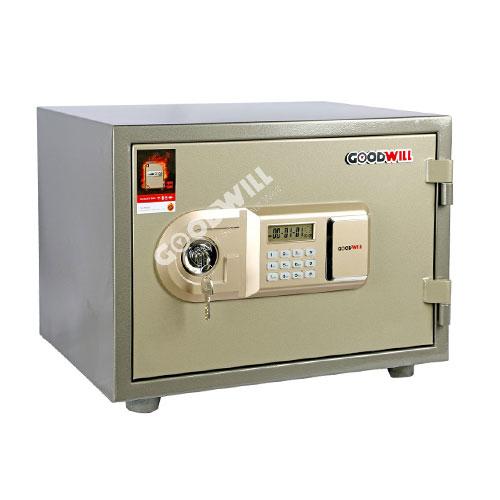 két sắt mini điện tử goodwill gd-37 ngang