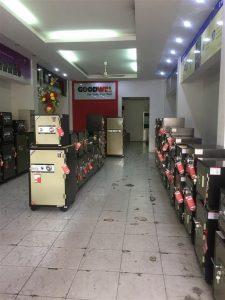 Cửa hàng mua bán két sắt chất lượng tại Cần Thơ