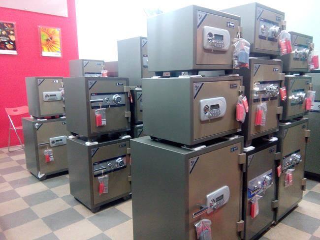 Két sắt chính hãng chất lượng tại đà nẵng
