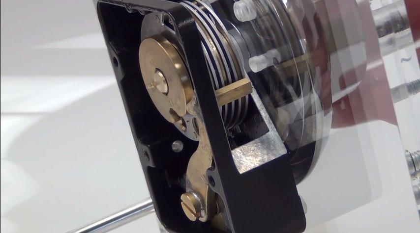 Cấu tạo két sắt khóa cơ chính hãng chất lượng