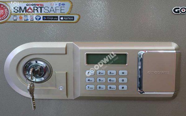 Chiếc khóa két sắt thông minh goodwill