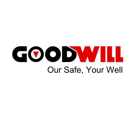 Logo két sắt Goodwill chất lượng chính hãng