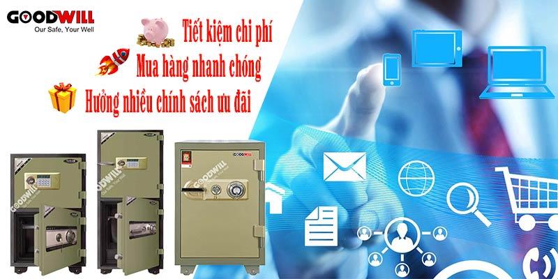 Mua két sắt online chất lượng chính hãng và bảo mật