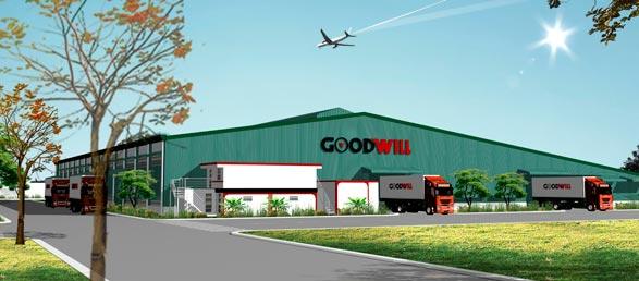 Nhà máy sản xuất két sắt Goodwill