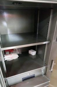 Bên trong chiếc két sắt chính hãng an toàn bảo mật