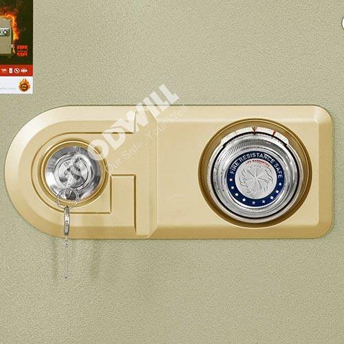 Ổ khóa két sắt khóa cơ goodwill
