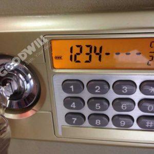 ổ khóa điện tử két sắt Goodwill