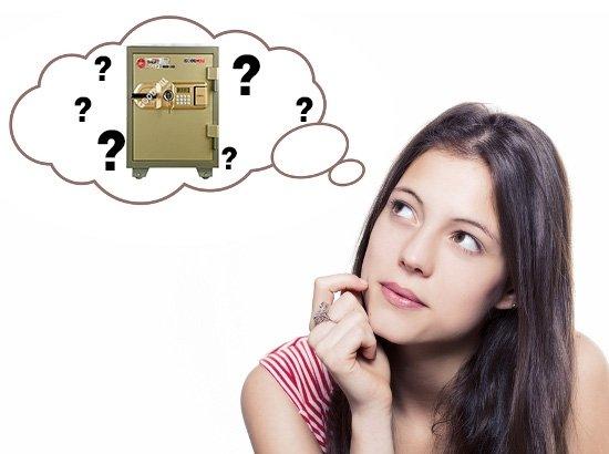 Suy nghĩ lựa chọn két sắt phù hợp chính hãng chất lượng