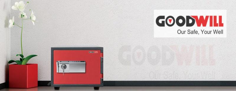 đặt két sắt Goodwill chất lượng chính hãng
