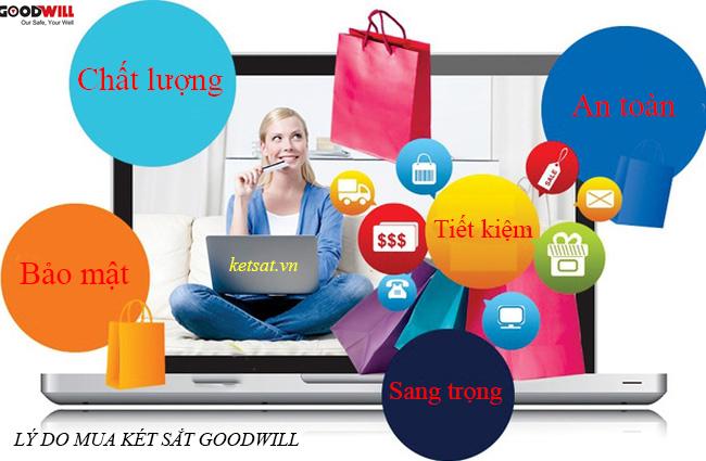 10 Lý do mua két sắt gia đình tại Goodwill