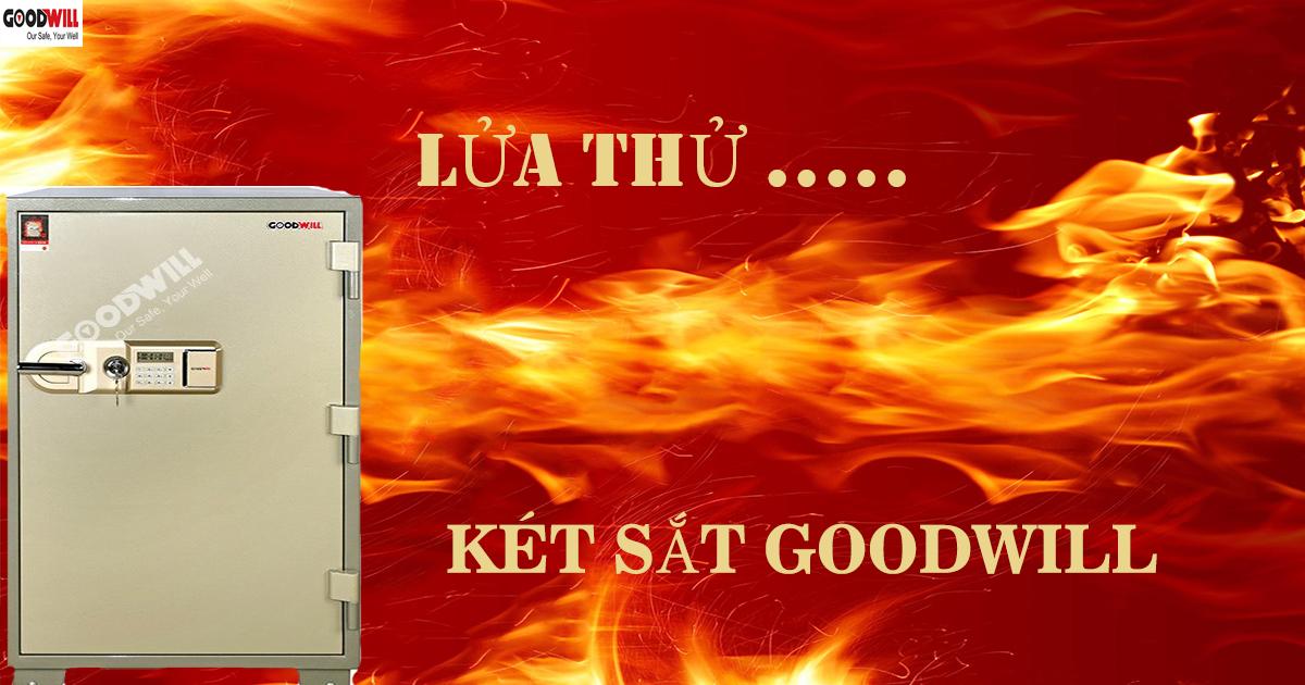 két sắt chống cháy an toàn hơn
