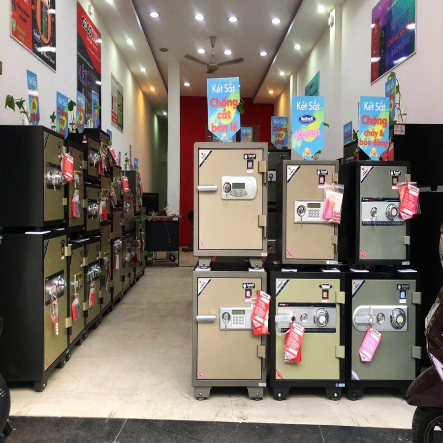 cửa hàng két sắt đà nẵng giảm giá 40%